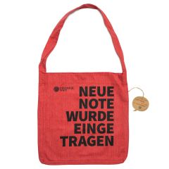 """Umhängetasche """"Neue Note"""""""